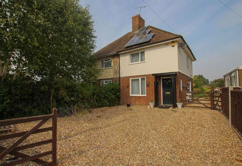 2 Bedrooms Semi Detached House for sale in Station Road, Ivinghoe, LU7 9EB