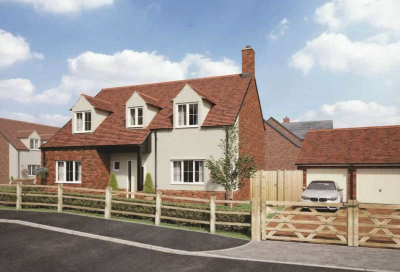 4 Bedrooms Detached House for sale in Fleet Lane, Twyning