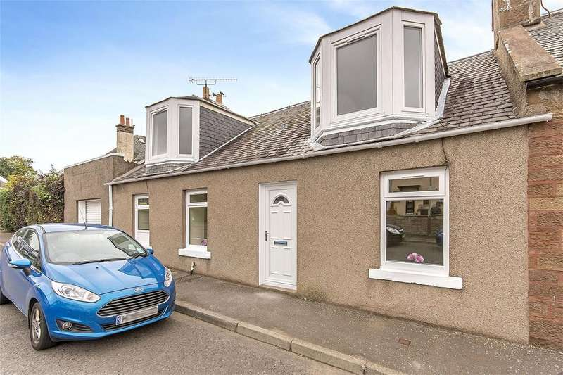 3 Bedrooms End Of Terrace House for sale in 4 South Street, Newtyle, Blairgowrie, PH12