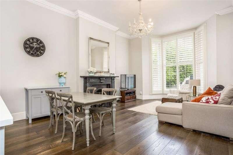 2 Bedrooms Flat for sale in Belsize Crescent, Belsize Park, London, NW3