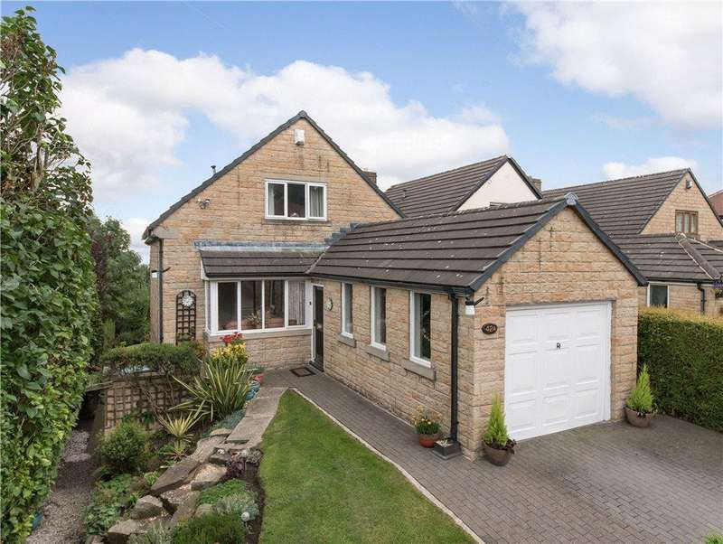 5 Bedrooms Detached House for sale in Wheatlands Drive, Heaton, Bradford, West Yorkshire