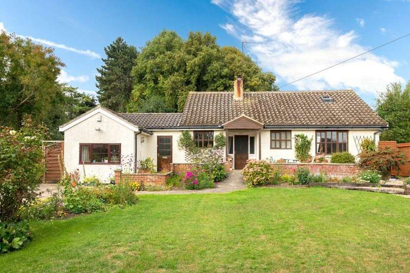 4 Bedrooms Detached Bungalow for sale in Middle Street, Rippingale, Bourne, PE10