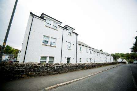 1 Bedroom Flat for sale in OLD SC HOOL SQUARE, KILBARCHAN PA10