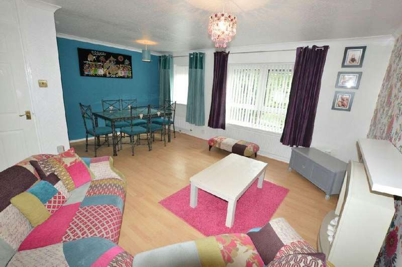 1 Bedroom Flat for sale in Wensley Rise, Leicester
