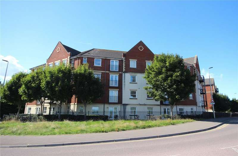 2 Bedrooms Apartment Flat for sale in Champs Sur Marne, Bradley Stoke, Bristol, BS32