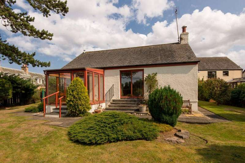 4 Bedrooms Detached Bungalow for sale in Fidra Cottage, Westerdunes Park, North Berwick, EH39 5HJ