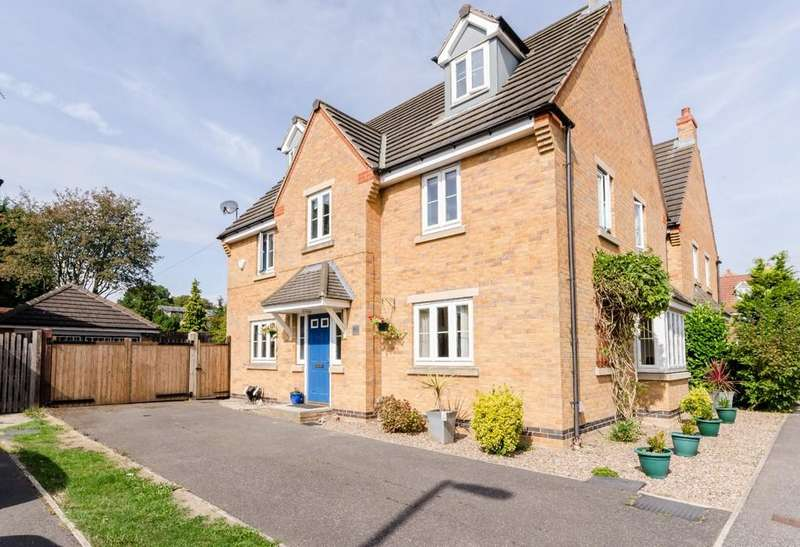 5 Bedrooms Detached House for sale in Conisborough Way, Hemsworth