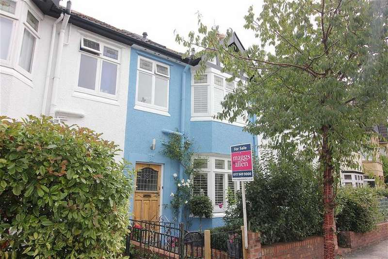 4 Bedrooms Terraced House for sale in Devonshire Road, Westbury Park, Bristol