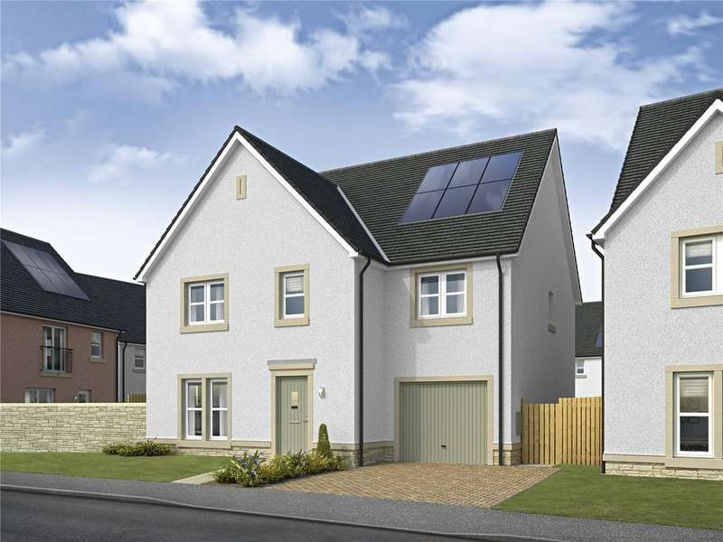 5 Bedrooms Detached House for sale in Plot 38, The Harper, Meadowside, Kirk Road, Aberlady, Longniddry, East Lothian
