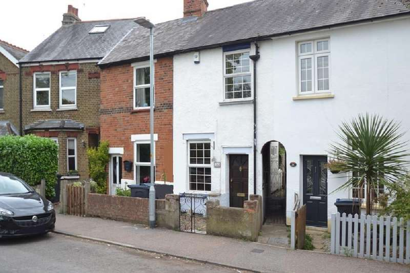 2 Bedrooms Terraced House for sale in Bowling Road, Ware