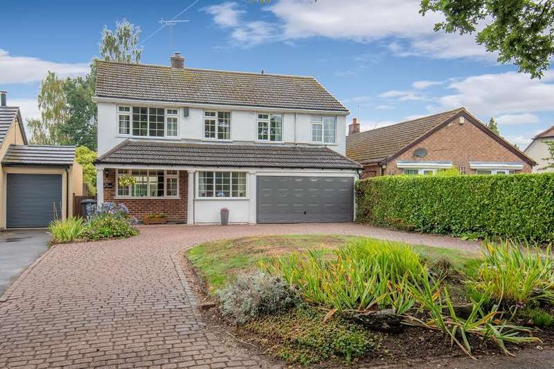5 Bedrooms House for sale in The White House Pratts Lane, Mappleborough Green, Studley