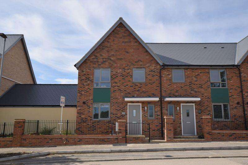 4 Bedrooms End Of Terrace House for sale in Randall Avenue, Whitehouse, Milton Keynes