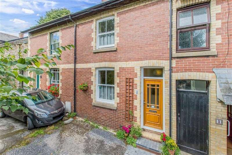 2 Bedrooms Semi Detached House for sale in South Crescent, The Grove, Totnes, Devon, TQ9