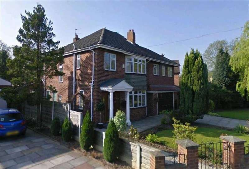 4 Bedrooms Detached House for sale in Partridge Avenue, Manchester