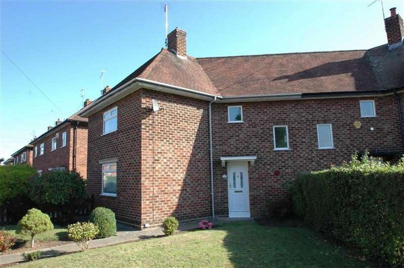 3 Bedrooms Semi Detached House for sale in Ludlow Road, Blacon, Chester