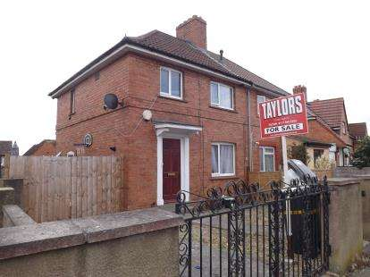 3 Bedrooms Semi Detached House for sale in Ringwood Crescent, Southmead, Bristol