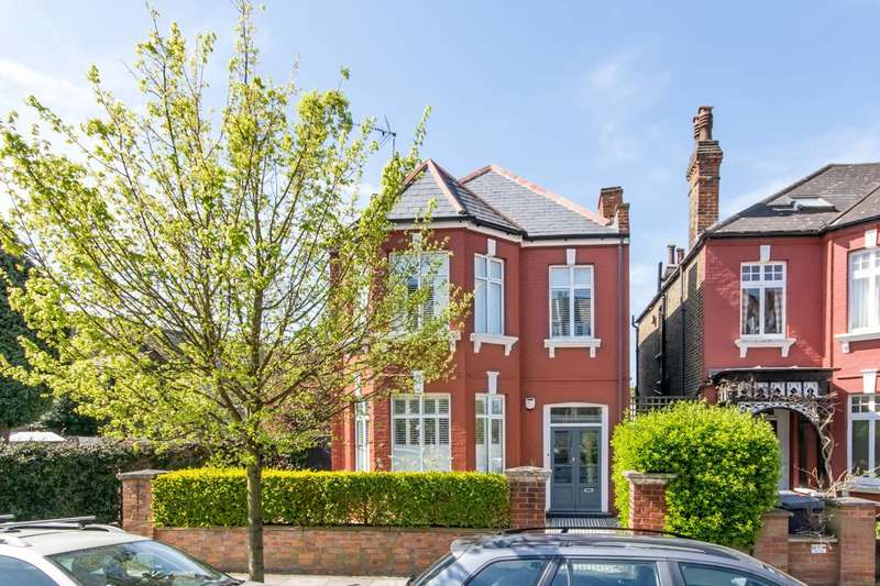5 Bedrooms Detached House for sale in Hoveden Road, Mapesbury Estate, NW2