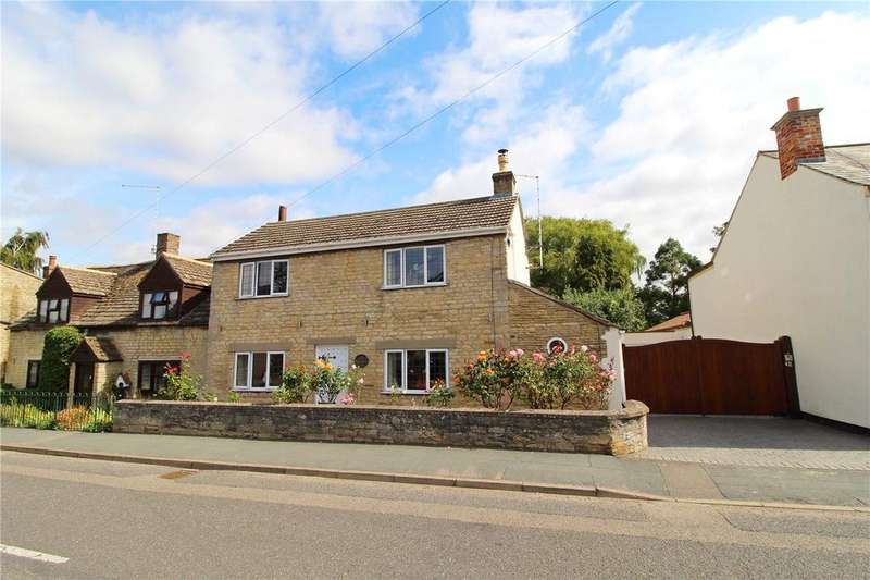3 Bedrooms Detached House for sale in Eastgate, Deeping St. James, Peterborough, PE6