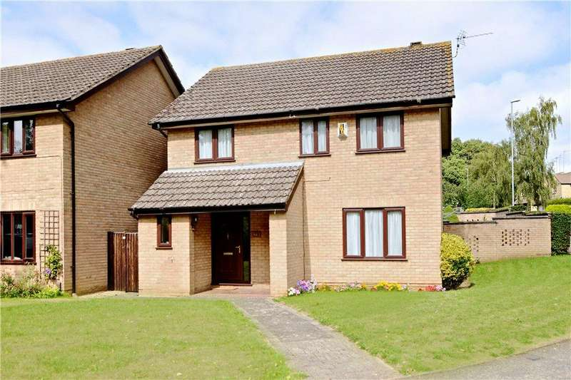 4 Bedrooms Detached House for sale in The Avenue, Cliftonville, Northamptonshire