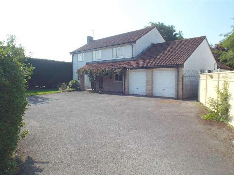 4 Bedrooms Detached House for sale in Battleborough Lane, Brent Knoll