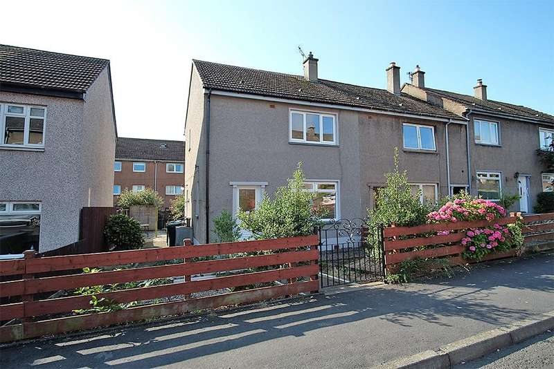 2 Bedrooms Terraced House for sale in 17 Queens Way, Earlston TD4 6EU