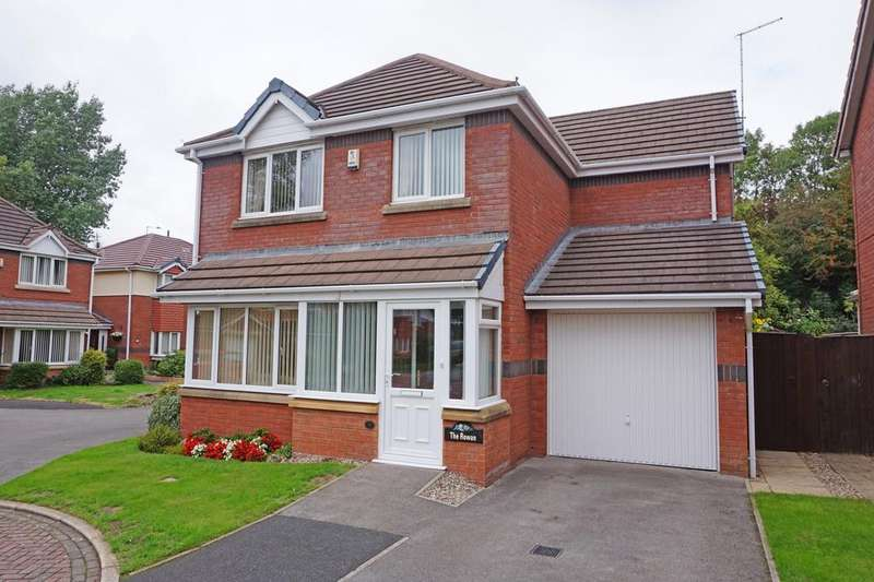 4 Bedrooms Detached House for sale in Claytongate Marton