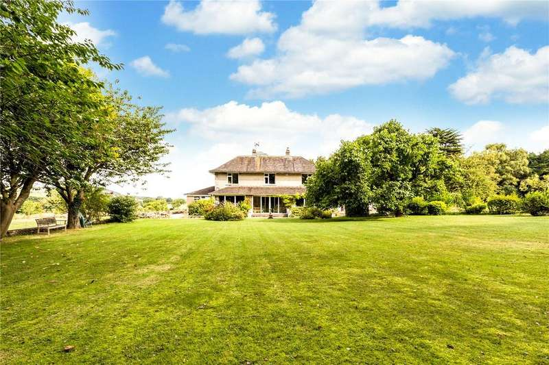 5 Bedrooms Detached House for sale in Brockhampton, Cheltenham, Gloucestershire, GL54