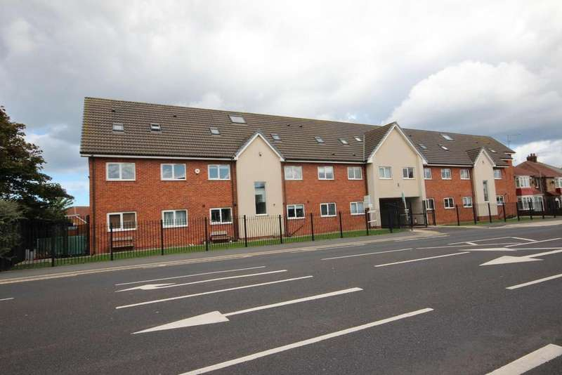 2 Bedrooms Apartment Flat for sale in Bakers Court, Powlett Road, Hartlepool