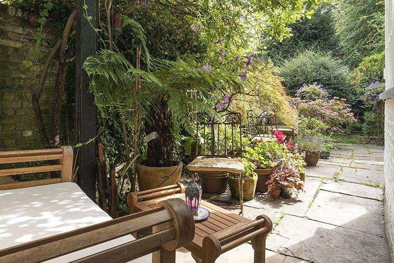3 Bedrooms End Of Terrace House for sale in Hornsey Lane, Highgate, London, N6