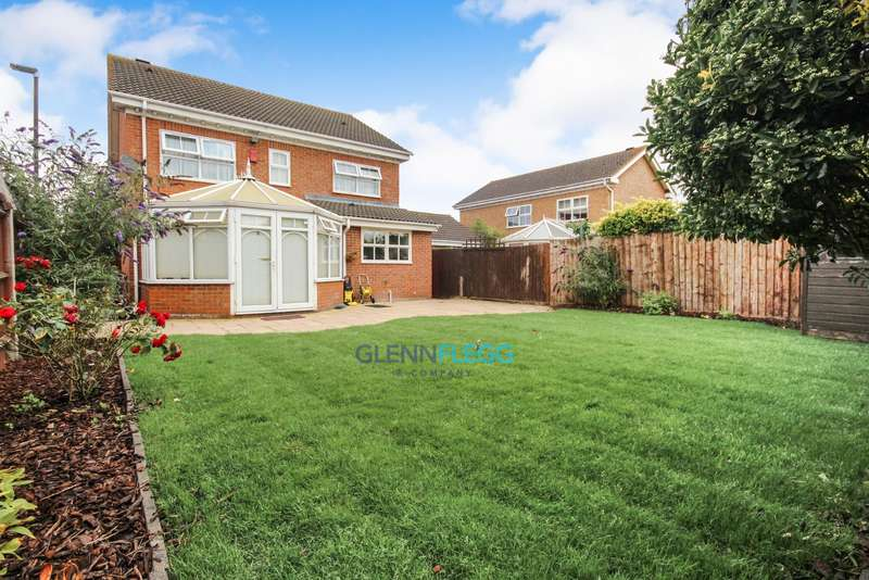 4 Bedrooms Detached House for sale in Langley, Southwold Spur