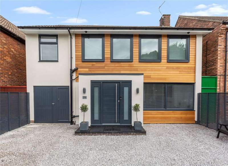 4 Bedrooms Detached House for sale in Shipton Road, York, YO30