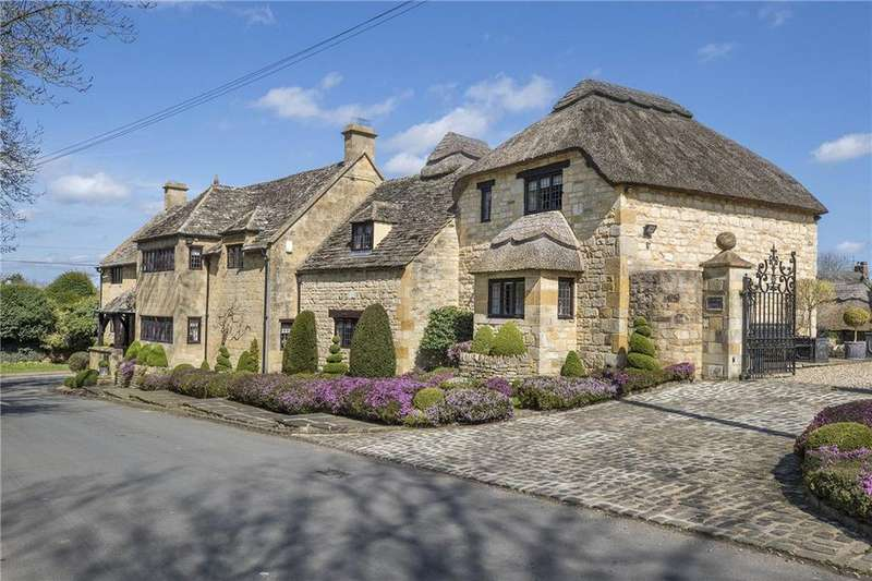 6 Bedrooms Detached House for sale in Broad Campden, Chipping Campden, Gloucestershire, GL55