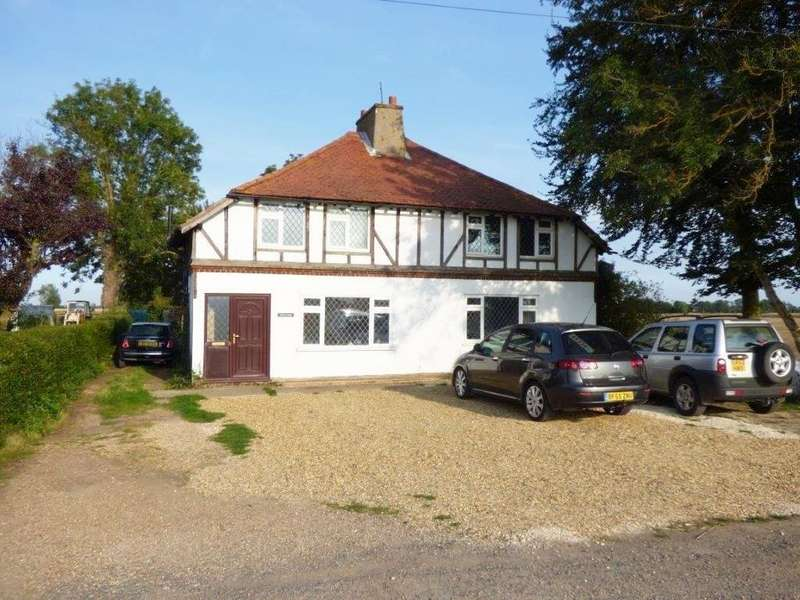 3 Bedrooms Cottage House for sale in Whaplode Drove