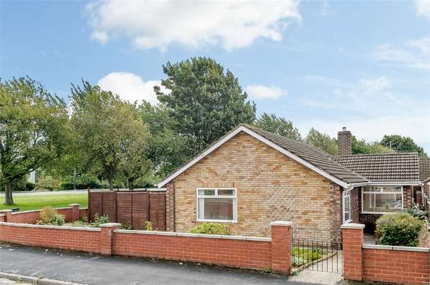 3 Bedrooms Detached Bungalow for sale in Vauxhall Road, Bracebridge Heath, Lincoln