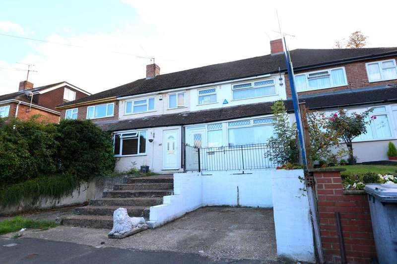 3 Bedrooms Terraced House for sale in Thirlmere Ave, Reading