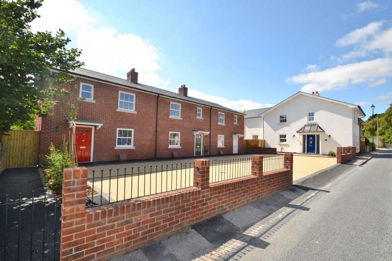 3 Bedrooms End Of Terrace House for sale in BLANDFORD