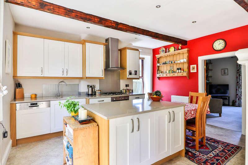 4 Bedrooms Semi Detached House for sale in Longfield Road, Todmorden, OL14