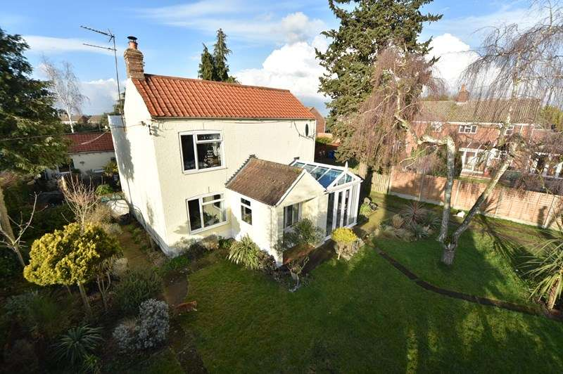 4 Bedrooms Detached House for sale in Wings Road, Lakenheath, Brandon