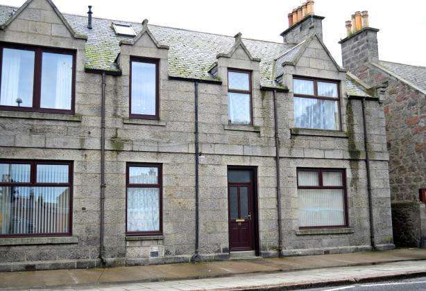 1 Bedroom Apartment Flat for sale in College Bounds, Fraserburgh, AB43