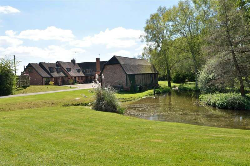 5 Bedrooms Detached House for sale in Hanbury, Droitwich, Worcestershire