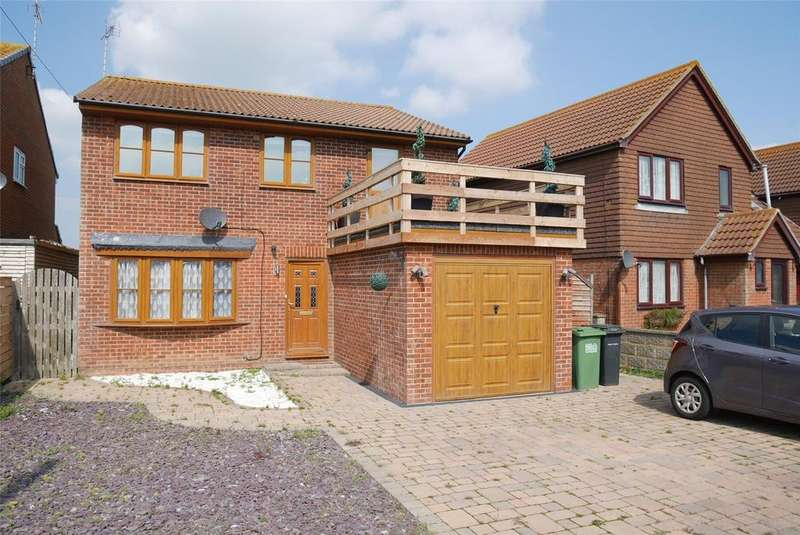 3 Bedrooms Detached House for sale in Normans Bay Road, Normans Bay, Pevensey, BN24