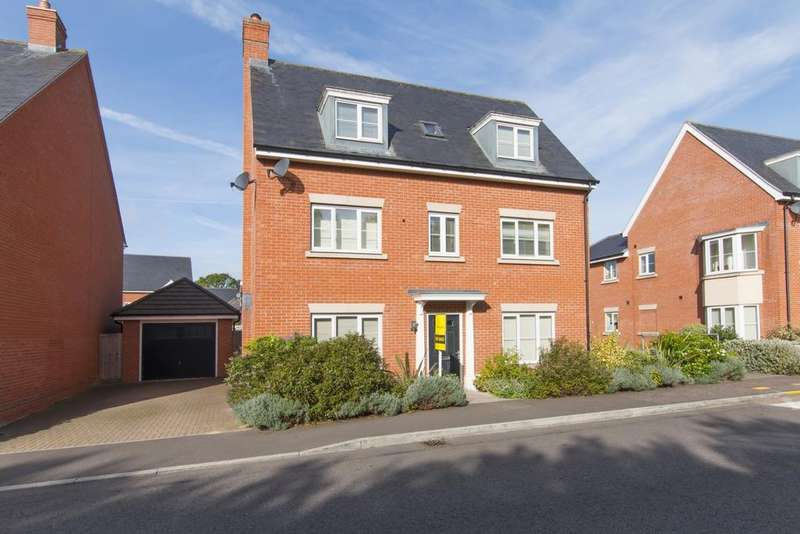 6 Bedrooms Detached House for sale in Boleyn Row, Epping, CM16