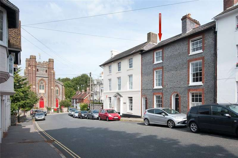 4 Bedrooms Town House for sale in Abinger Place, Lewes, East Sussex