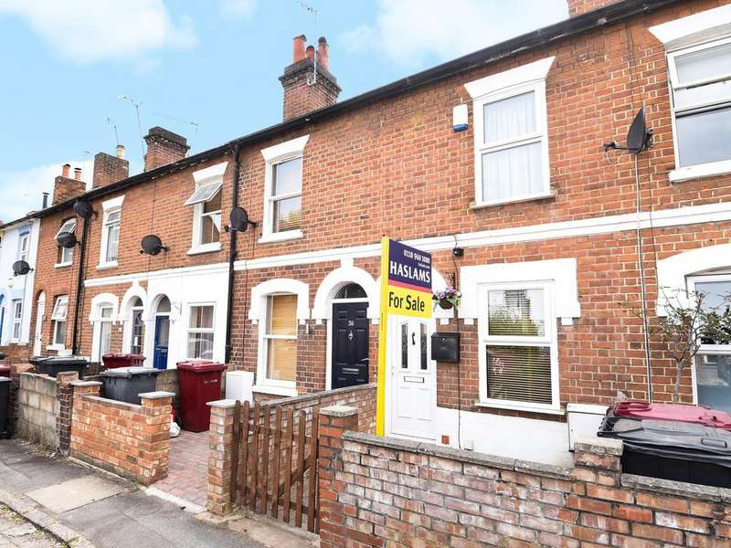 2 Bedrooms Terraced House for sale in Brunswick Street, Reading, RG1