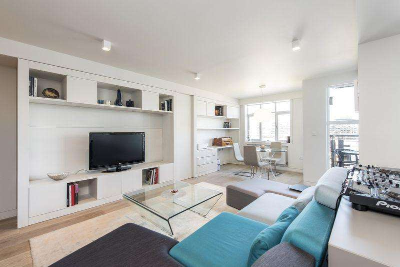 1 Bedroom Apartment Flat for sale in 21 Bermondsey Wall West, London