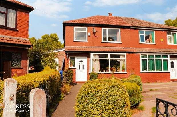 3 Bedrooms Semi Detached House for sale in Bow Meadow Grange, Manchester