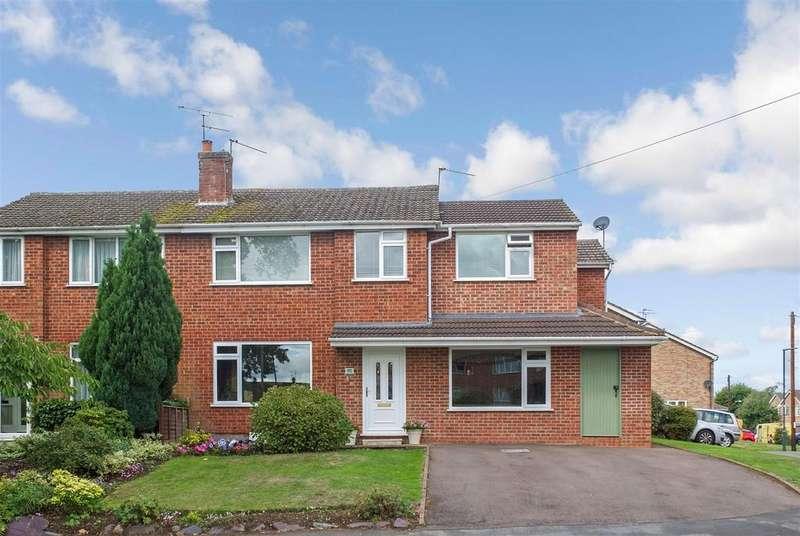 5 Bedrooms Semi Detached House for sale in Lewis Road, Radford Semele, Leamington Spa