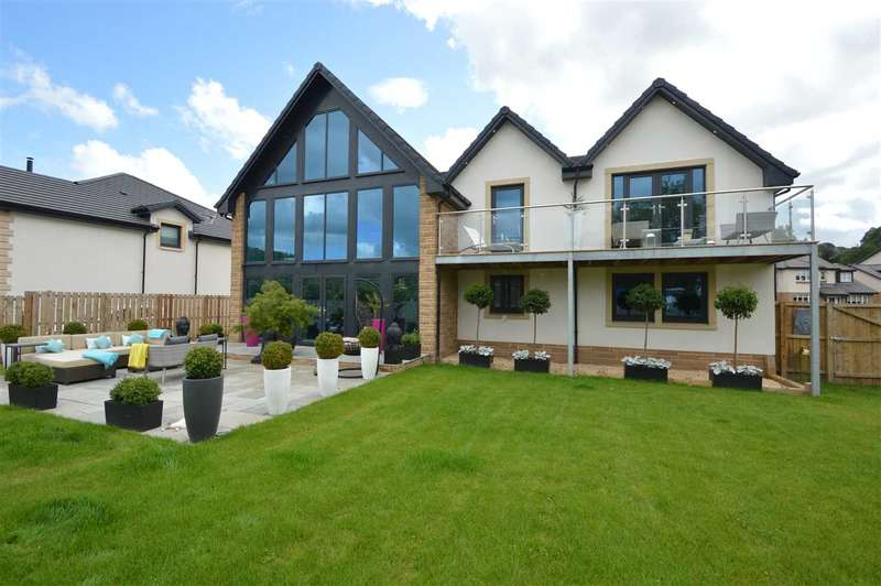 4 Bedrooms Detached House for sale in Holm Road, Crossford
