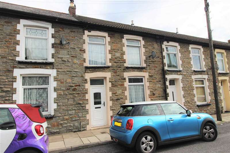 2 Bedrooms Terraced House for sale in Hendrecafn Road, Tonypandy