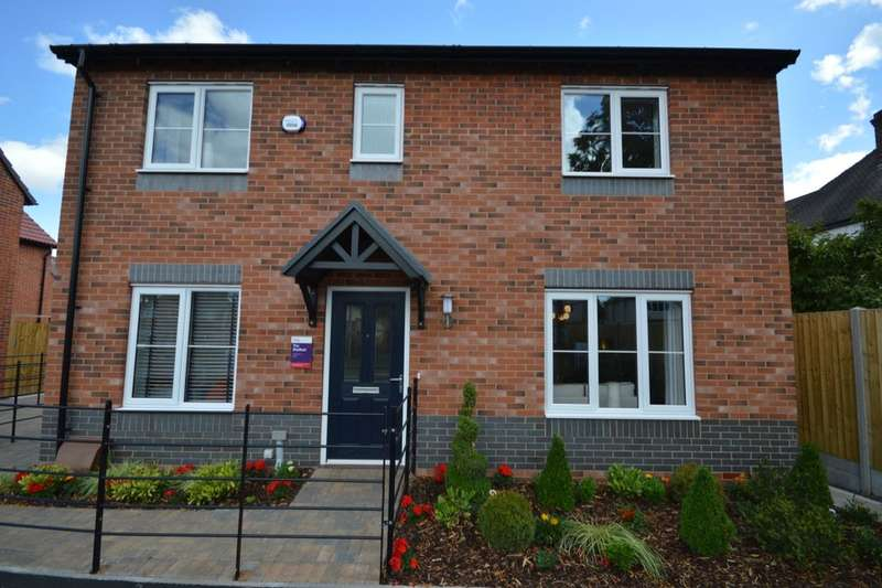 4 Bedrooms Detached House for sale in Caddies Field Golf Links Lane, Wellington, Telford, TF1
